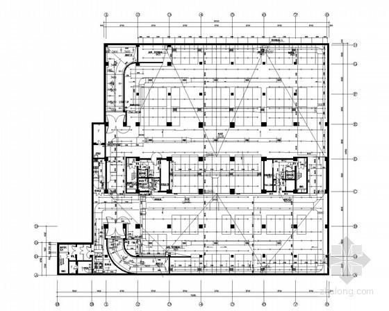 高层办公楼给排水全套施工图(带计算书)