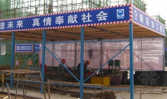 [江苏]框架结构高层建筑悬挑式脚手架专项施工方案(含计算书)