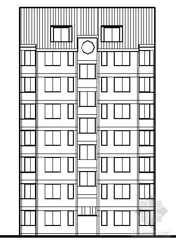 遵义市外环路沙河区修建性规划住宅楼方案图8