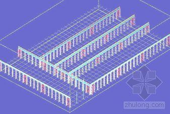 北京某厂房预制柱吊装施工方案