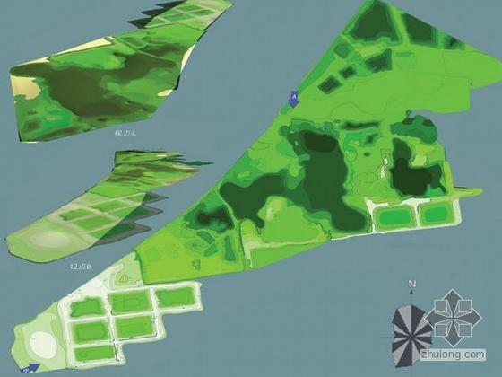 别墅区湿地生态公园设计方案