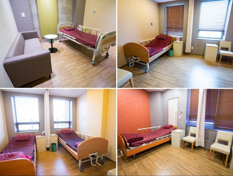 韩国的一家整容医院-病房.jpg