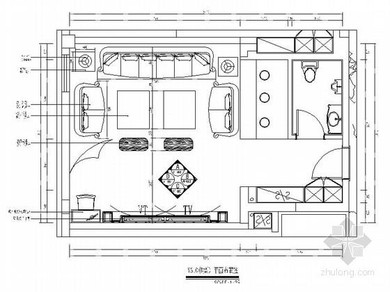 [福建]豪华欧式音乐会所包厢装修图(含效果)