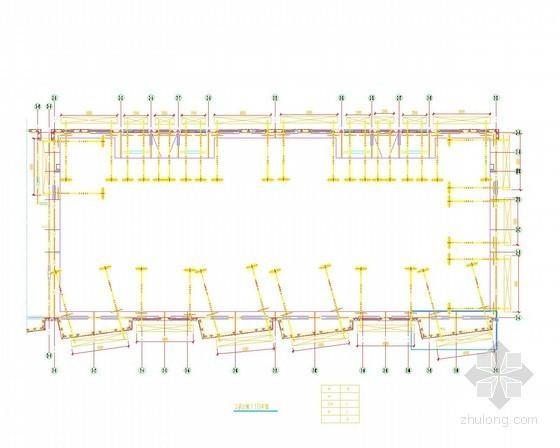 [北京]电动吊篮安装施工方案(附CAD图)
