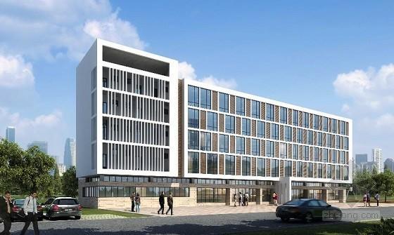 [毕业设计]办公楼建筑工程施工图预算编制(含工程量计算书)