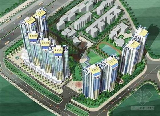 [安徽]高层住宅群工程监理规划(高度92米 流程图)