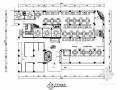 [原创]800㎡现代中式风格火锅店装修CAD施工图