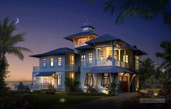 想回老家盖房子?新农村自建房及高档别墅图纸你值得拥有!图片