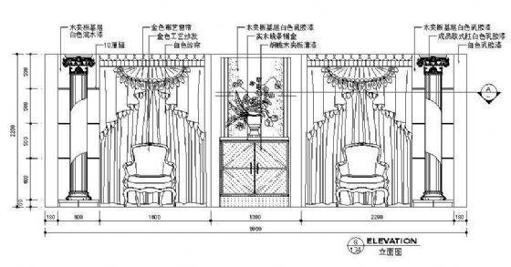 六室两厅装修图-3