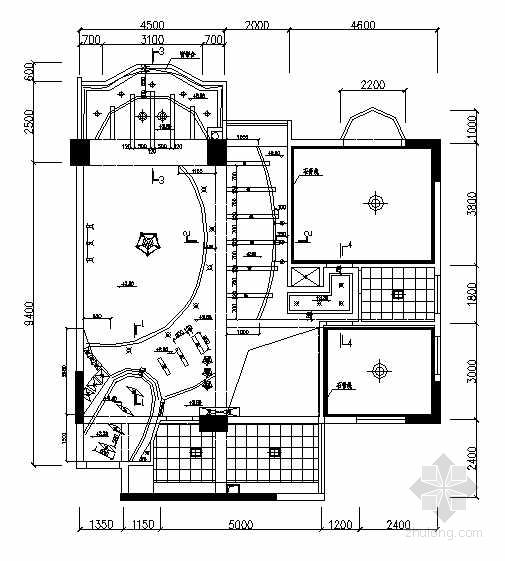 一套完整的家装照明施工图