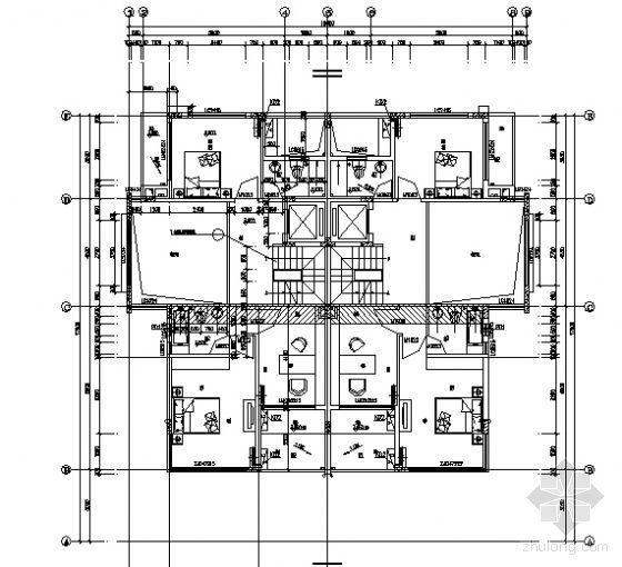 丹堤C区19、20号楼建筑施工图-3