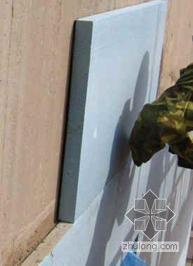 后粘结XPS板外墙外保温施工质量控制(QC)