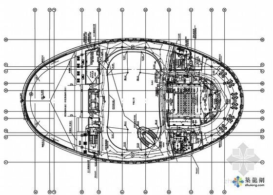 [山西]综合办公楼电气施工图