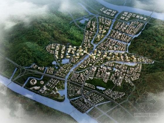 [广州]城市综合体规划及单体设计方案文本