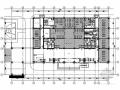 [乌鲁木齐]现代石油指挥中心生产办公辅楼B室内装修施工图(含方案)