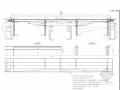 [湖南]7片预应力小箱梁简支转连续结构跨河桥施工图64张