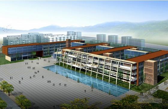 [杭州]中学校园维修改造工程招标文件(含工程量清单)