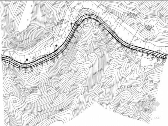 二级公路施工图298张(含板桥 涵洞)