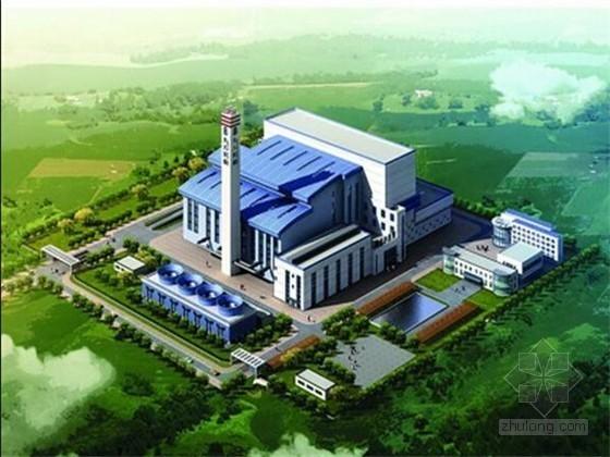 [上海]垃圾电厂施工监理投标大纲(技术标)