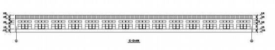 门式刚架厂房部分结构施工图