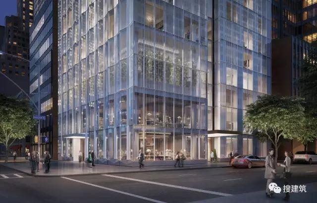 """万科在纽约开发的""""新地标住宅"""",高200米,1000-1600平方英尺的_8"""