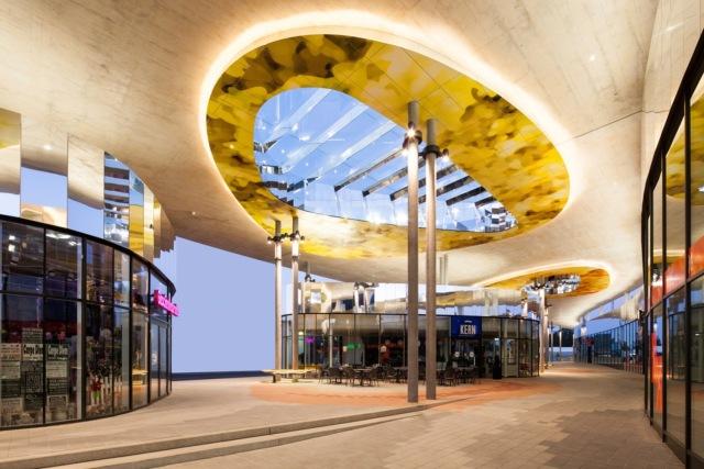 万漪景观分享--Nord Graz 购物中心-这一切都体现着购物中心翻新的独第8张图片