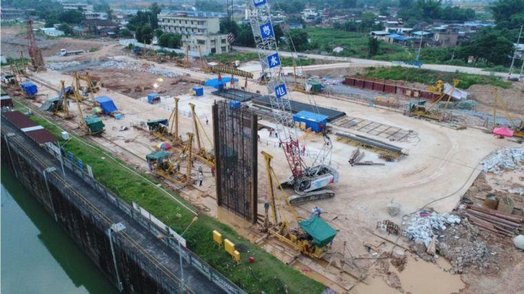 中铁建二十一局,地连墙可视化技术交底,接地气的BIM技术应用