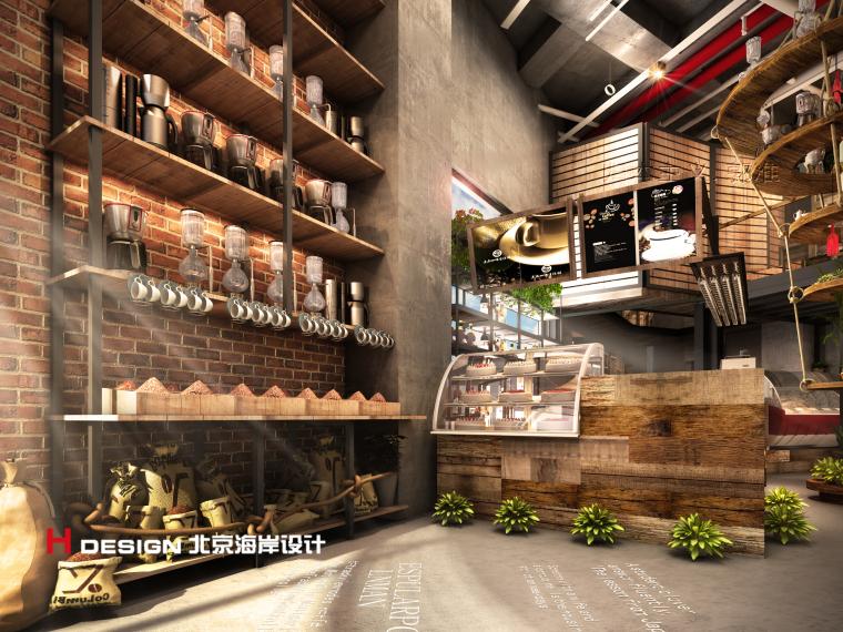 上海忆咖啡-归本主义设计作品——上海忆咖啡设计方案第1张图片