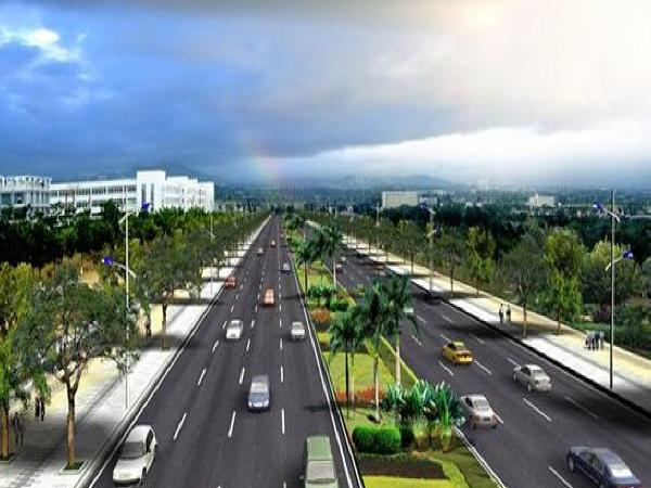 [深圳]市政工程道路施工方案