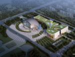 【江苏】南京溧水文化艺术中心设计方案