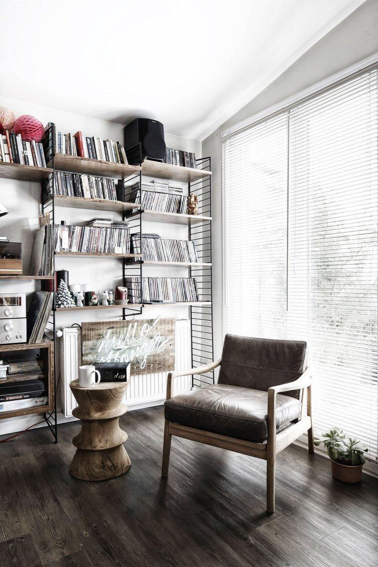 伊斯坦布尔:这间只有41平米的公寓却带来无限的生活美感_3
