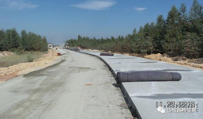 水泥混凝土路面监理实施细则