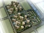 [深圳]高品质现代风格沿河住宅建筑设计方案文本