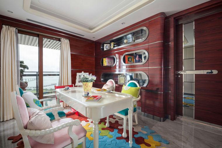 海怡湾复式风格住宅