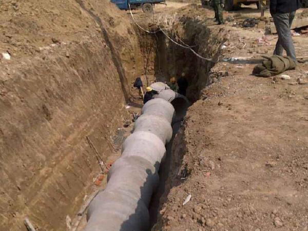泥水平衡顶管在市政排水管道工程中的应用