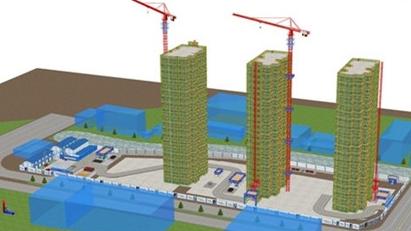 首钢老工业区改造BIM设计介绍