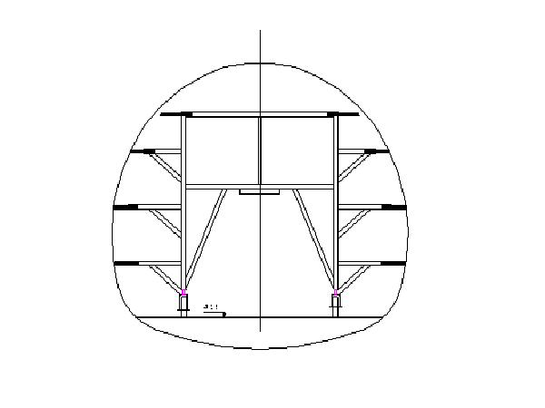 怀邵衡铁路项目部二衬空洞敲击及注浆回填作业指导书