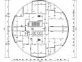 [江西]国际金融办公楼设计施工图(附效果图)