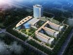 [山东]某人民医院新院区方案设计文本