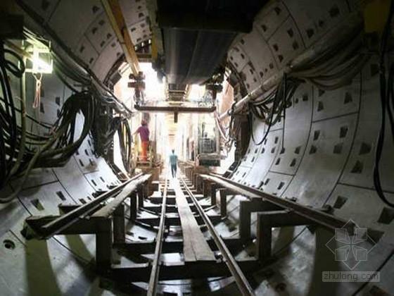[上海]隧道工程盾构掘进施工监理实施细则