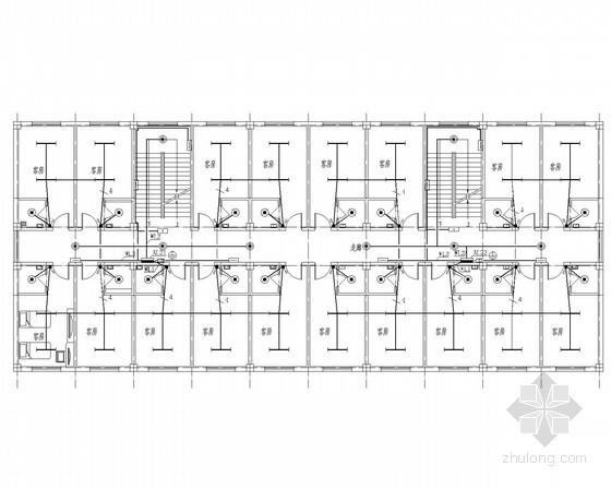 [山西]某旅馆电气施工图