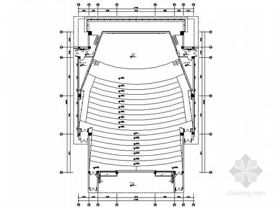 [苏州]工业园区五星级会议酒店报告厅装修施工图
