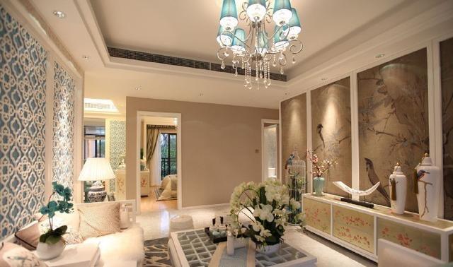 小户型装修大效果,迎面扑来的是浓郁温馨的家的气息