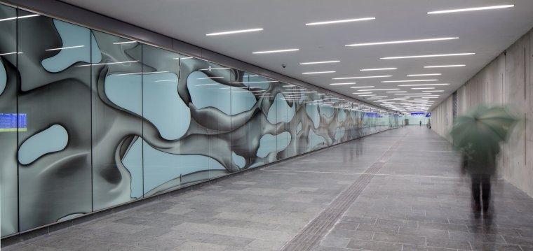 奥地利格拉茨火车站重建_19