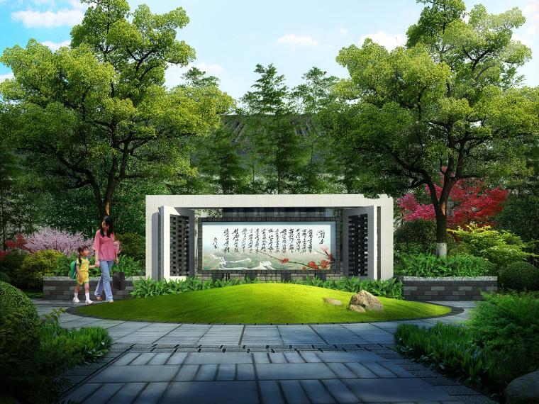新中式与川西风相结合:隆昌新农村_10