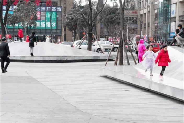 龙湖U城天街景观-6