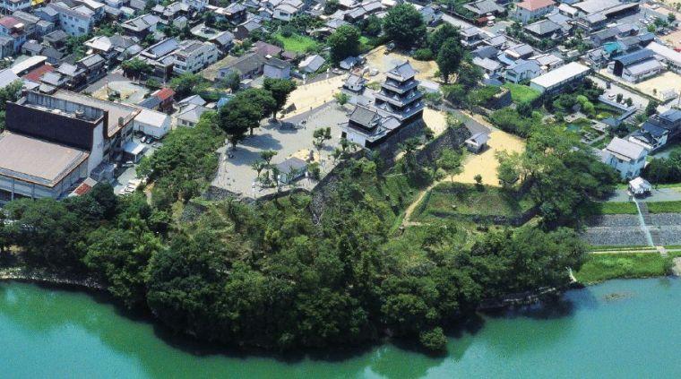 木结构建筑复原记:日本大洲城天守阁修缮_2