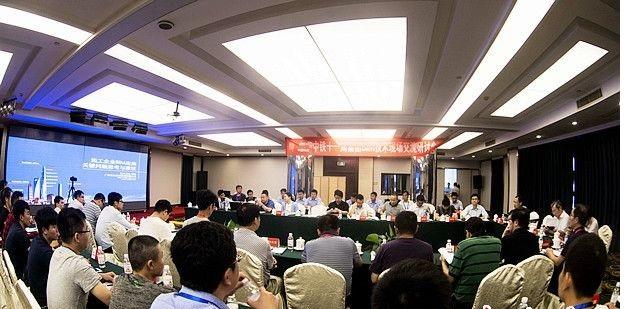 筑龙BIM网走进北京市建筑工程研究院BIM技术中心