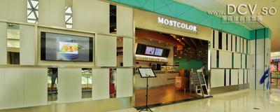 西安餐厅设计-MOSTCOLOR繁色音乐酒吧_3