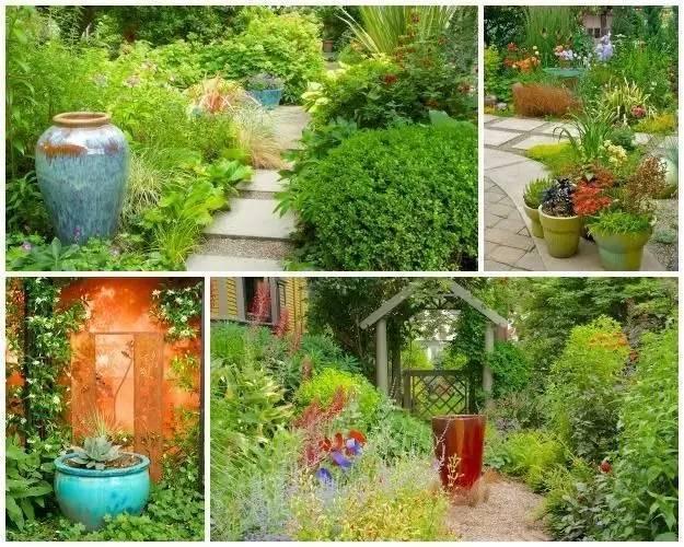 容器里的花园